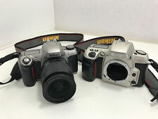 Nikon N65 & N60 35mm SLR Film Camera Body Strap Comes with 1 lens Untested