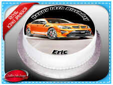 Holden HSV Commodore Edible Cake Topper Image Icing Birthday Party Decoration