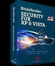 Bitdefender Internet Security für Windows XP oder Vista 1 PC 2 Jahre Laufzeit