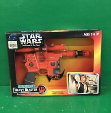 Star Wars Heavy Blaster BlasTech DL-44 NIB By Kenner 1996