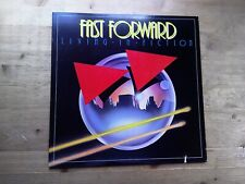 Fast Forward Living In Fiction Excellent Vinyl LP Record Album Island 90193