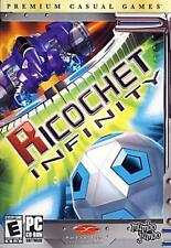 Ricochet Infinity PC Games Windows 10 8 7 XP Computer arkanoid breakout arcade