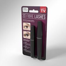 Klever Koncepts 3D Fibre Lashes  300% Increase In Volume & Length NEW