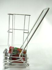 Multi Crush Aluminum Can Crusher holds 6 cans recycle reuse beer soda pop