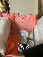 American Girl Maryellen's Poodle Skirt Outfit NIB
