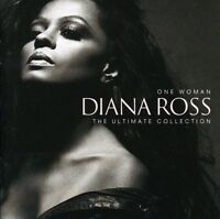 Diana Ross One woman-The ultimate collection (1993, EMI) [CD]