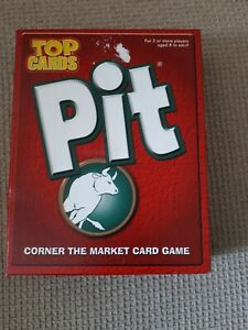 Pit Card Game (Top Cards). VGC