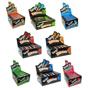 Fruity Flavour Tango Chewbies Chews Sweets or Shockers Chew Bar (4, 12 or 40)