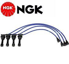 NGK Spark Plug Ignition Wire Set For Mitsubishi Eclipse L4 2.0L 90-94 96-99