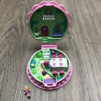Polly Pocket Bluebird 1994 Vintage Clam Shell Toy With 1 Figure