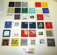 Lego - Panel Panneau 1x6x5 59349 - Choose Model & Quantity