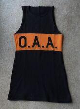>Vintage A.G. Spalding *OAA* OKLAHOMA STATE COWBOYS Athletic Team WOOLEN SINGLET