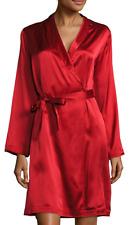 La Perla Silk Robe Red M NWT $384