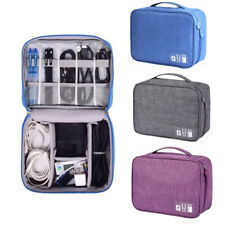 Digital Organizer Storage Case Bag Optimal Large Capacity IT Tech Audio Graphic