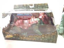 Masters of the Universe Classics BATTLE CAT For Eternia Sealed He-Man 2009 MOTU