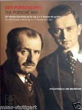 Der Porsche Weg / The Porsche way - DVD - Museum Edition MAP09009610 - neu & ovp