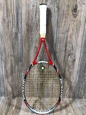 New listing Dunlop AeroGel 4D Tennis Racket 4-3/8 Grip Head Size Grip Needs Work