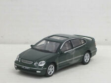Lexus GS 300 in dunkelgrünmetallic, ohne OVP, Hongwell/Cararama, 1:43