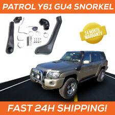 Snorkel / Schnorchel for Nissan Patrol Y61 04-09 GU4 Raised Air Intake