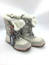 "Pajar Canada ""Alina"" Winter Boots in Ice/White Women's Size 11"