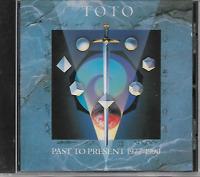 TOTO - Past to Present 1977-1990 - CD - Rock - Pop Rock - COL 465998-2 - Austria