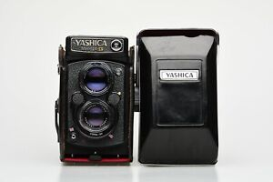Yashica Mat 124G, Restored, Film Tested, Working Meter, Original Case