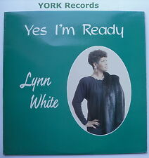 LYNN WHITE - Yes I'm Ready - Excellent Condition LP Record Naylo W 13007