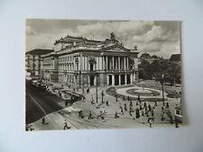 alte AK BRNO Staatstheater Echt Foto belebt