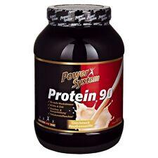 2 Dosen AminoPower System Protein 90 plus Vanille 830gr. 24,08€/kg