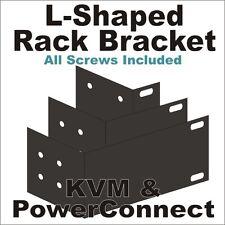 Avocent DSR4010 Rack Mount Kit  Rackmount Rack Ears L-Shape Bracket L shape