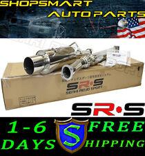 SRS CATBACK EXHAUST SYSTEMS 2002 2003 2004 2005 WRX STI 02 - 05