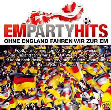 EM Party Hits - Ohne England Fahren Wir Zur EM (2CDs)