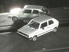 WV VOLSKSWAGEN GOLF GTI  type 1 année 70, SOLIDO 1999, blanche