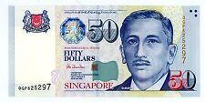 Singapore ... P-41a ... 50 Dollars ... ND(1999) ...  *UNC*(~).