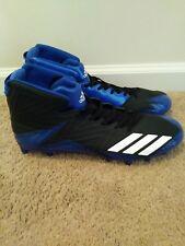 best website 4de91 7b967 Adidas Freak Botines de fútbol para hombres talla 14 Azul Negro Blanco
