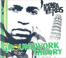 KNOWDAVERBS: GROUNDWORK THEORY (CD.)