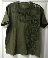 Rip curl Ripcurl mens size medium T - shirt hunter green 100% cotton