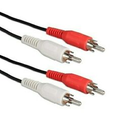 6 Ft Dual-RCA Stereo Audio Cable