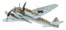 Corgi Aa36709 1/72 Junkers Ju 88a-4 Luftwaffe I/kg 77 Italy 1942 • MINT