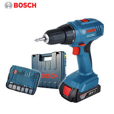 Bosch GSR1800-LI Professional Cordless Drill Driver 8MM 18V 1.5Ah Full Set New
