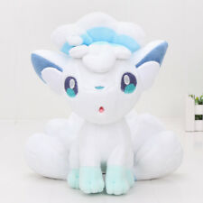 Pokemon Alolan Vulpix Plush Soft Teddy Bear Stuffed Toy Kids Alola Sun Moon UK