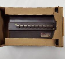 BALLUFF BNS-519-D10-D12-100-10 10 Way Precision Limit Switch Brand New