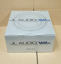 JL Audio 13W1V2-4 13.5-inch 4-ohm Subwoofer * BRAND NEW IN ORIGINAL PACKAGING