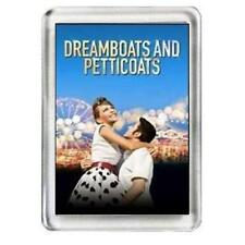 Dreamboats And Petticoats. The Musical. Fridge Magnet.