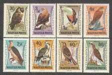 Hungary Hungary Raptor Wwf Bird Panel Pad Premier Day 1° Fdc 2803 Animal Kingdom Topical Stamps
