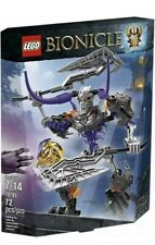 Lego Bionicle SKULL BASHER 70793   New In Sealed Bags No Instructions No Box.