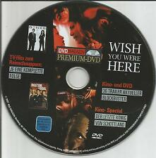 Wish You Were Here / DVD-Magazin-Edition / DVD-ohne Cover