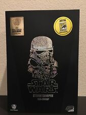 STAR WARS EGG ATTACK STORMTROOPER : BEAST KINGDOM : SDCC EXCLUSIVE : EAA-005SP