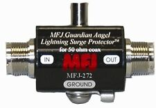 MFJ 272 - LIGHTNING SURGE PROTECTOR 1.5KW, SO239. FREE S/H
