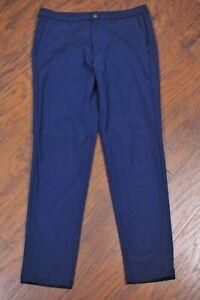 Lululemon Commission Pant Slim True Navy Men's 33x30
